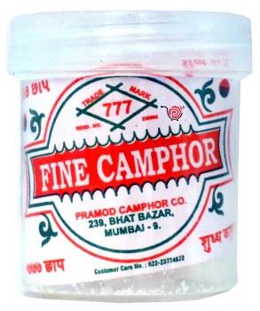 777 Pooja Camphor