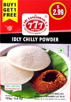 777 Idli Chutney Powder 165g