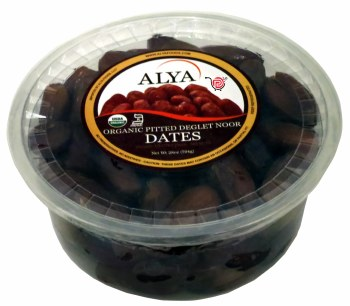 Alya Organic Pitted Dates 28oz