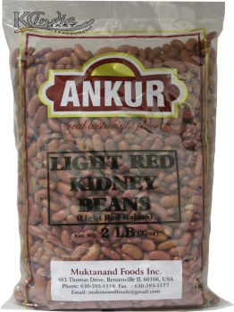 Ankur Kidney Beans Light 2lb