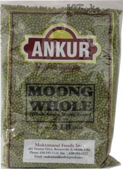 Ankur Moong Whole 2lb