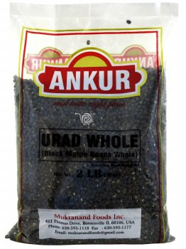 Ankur Urad Whole 2lb