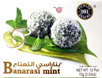 Banarasi Mint 12pc