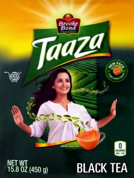 Brooke Bond Taaza 450g Black Tea