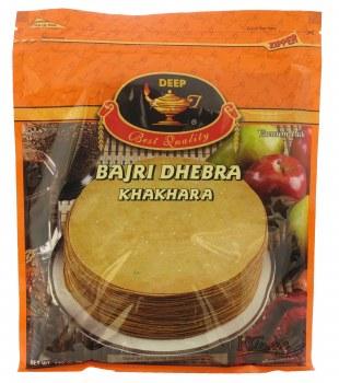 Deep Bhajri Dhebra Khakra 200g