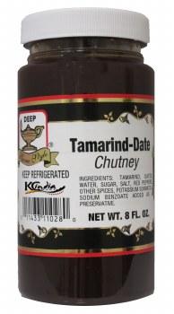Deep Tamarind Date Chutney 8oz
