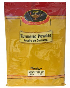 Deep Turmeric Powder 400g