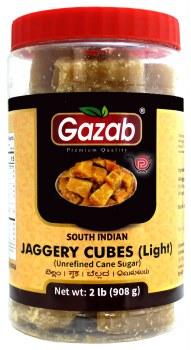 Gazab Jaggery Cubes 2lb