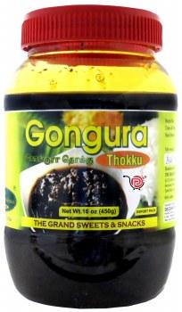 Grand Sweets Gongura 450g Mix/thokku/pickle