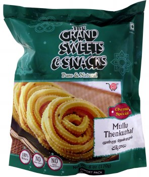Grand Sweets Mullu Tenkuzhal 170g