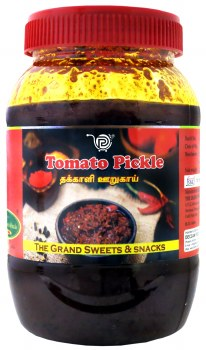 Grand Sweets Tomato Pickle/mix 450g