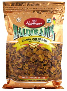 Haldiram's Chanajor Garam 400g