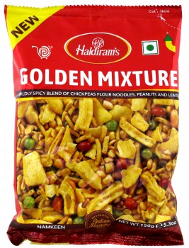 Haldiram's Golden Mix 150g