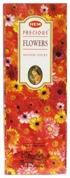 Hem Precious Flowers Incense 6 Pack