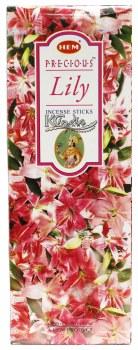 Hem Lily Insence 6 Pack