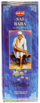 Hem Sai Baba Insence 6 Pack