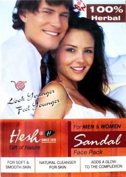 Hesh Sandal Face Pack 100g