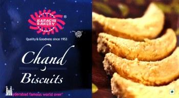 Karachi Bakery Chand Biscuits 300g