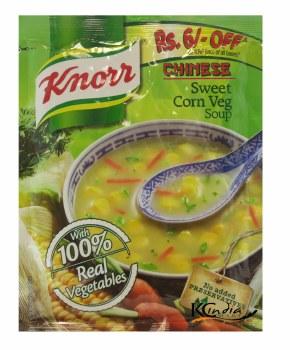 Knorr Sweet Corn Veg Soup Mix (51g)