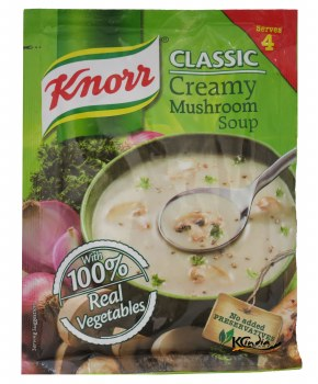 Knorr Creamy Mushroom Soup 56g
