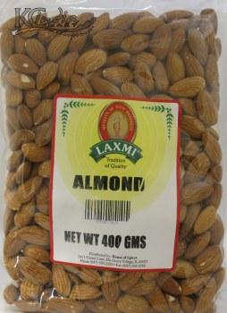 Laxmi Almonds 400g