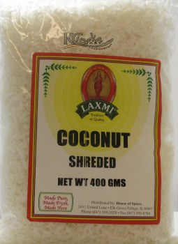 Laxmi Coconut Shredded 400g