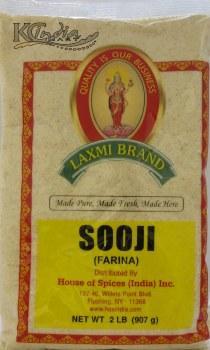 Laxmi Sooji Coarse 2lb