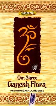 Maharani Ganesh Flora Incense 6 Pk