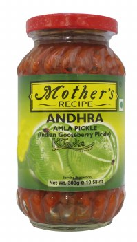 Mother's Amla Pickle 300g