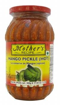 Mother's Mango Hot 500g