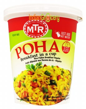 Mtr Cup Poha Mix 80g
