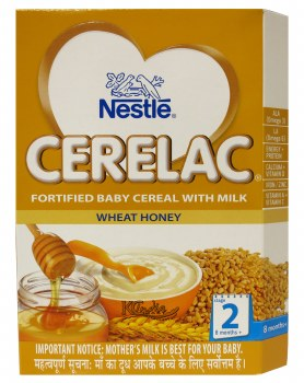 Cerelac Stage 2 Wheat Honey 300g