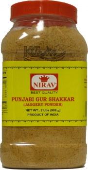 Nirav Jaggery Powder 2lb