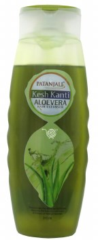 Patanjali Kesh Kanti Shampoo Aloevera 200ml