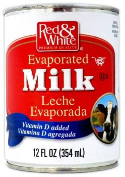 Red&white Evaporated Milk 354m