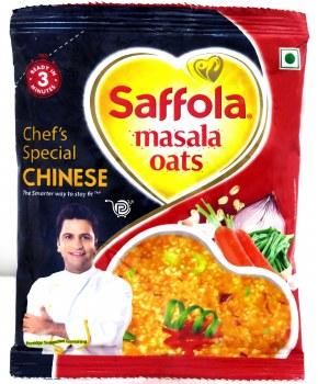 Saffola Chinese Masala Oats 43g