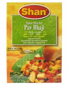 Shan Pav Bhaji Mix 100g