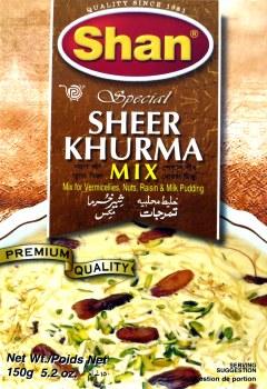 Shan Sheer Khurma Mix 150g