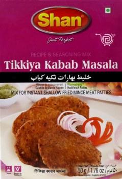 Shan Tikkiya Kabab Masala 50g