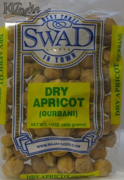 Swad Dry Apricot 400g