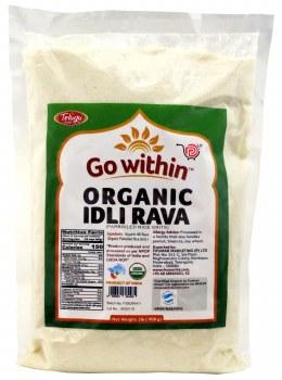 Telugu Organic Idli Rava 2lb