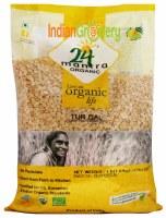 24 Mantra Organic Toor Dal 4lb