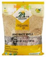 24 Mantra Organic Urad Gota 4lb