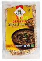 24 Mantra Organic Mixed Lentil 1 Lb
