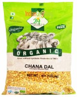 24 Mantra Organic Chana Dal 4lb