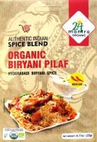 24 Mantra Organic Biryani Mix 22g