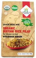 24 Mantra Organic Biryani Pilaf 150g