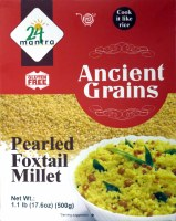 24 Mantra Organic Foxtail Millet 500g