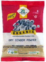 24 Mantra Organic Ginger Powder 200g