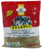 24 Mantra Organic Jaggery Powder 2lb
